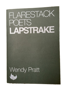 Review: Lapstrake by Wendy Pratt (Flarestack Poets)
