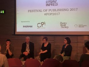 The Inpress Festival of Publishing 2017
