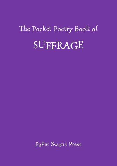 The Pocket Poetry Book of Suffrage